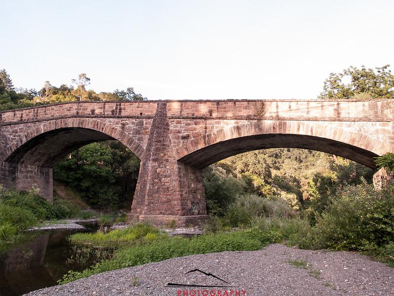 Pope Street Bridge, St Helena, CA