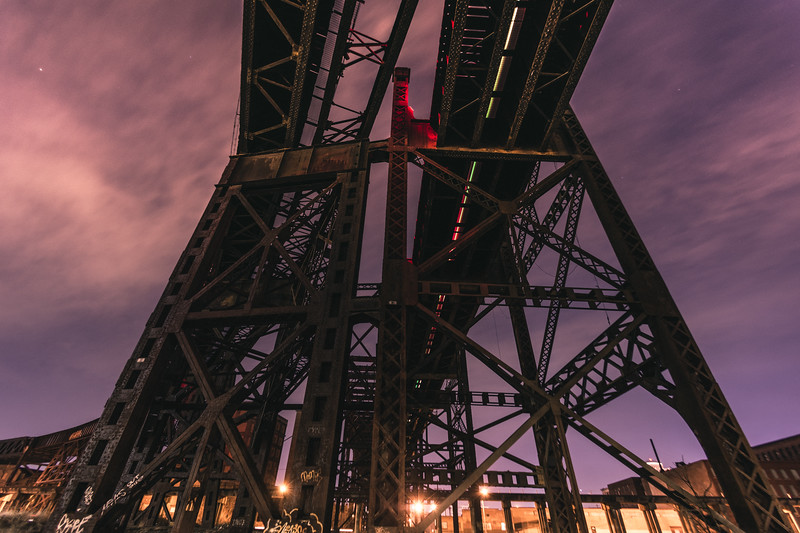 MacArthur Bridge Truss