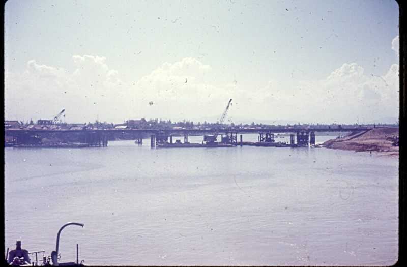 From the Dong Ha LST Ramp