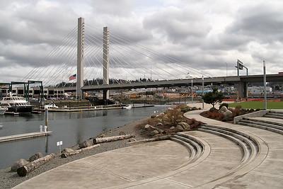 21st Street Bridge  - Tacoma  Sigma 18-50mm f/2.8 EX DC