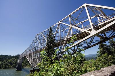 Bridge of the Gods  Sigma 10-20mm f/4-5.6 EX DC HSM