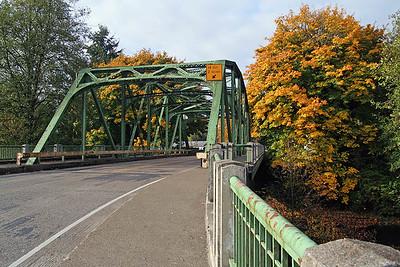 Nehalem River Bridge in Vernonia, OR  Sigma 18-50mm f/2.8 EX DC