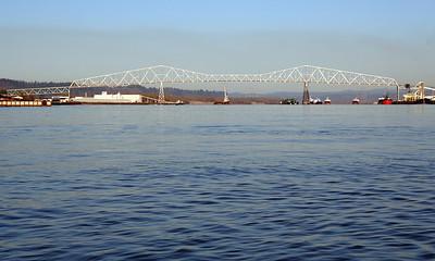 Longview-Rainier Bridge over the Columbia River