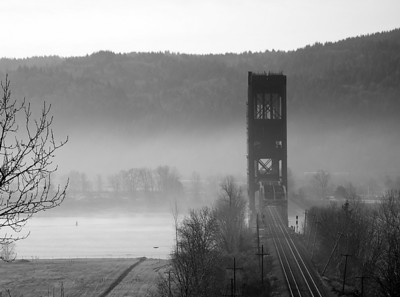 BNSF Willamette River Bridge