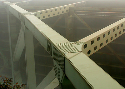 Fremont Bridge in Fog (50407904)