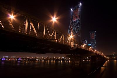 Hawthorne Bridge  Sigma 10-20mm f/4-5.6 EX DC HSM