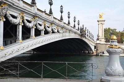 Pont Alexandre III, Paris, France - 1896-1900