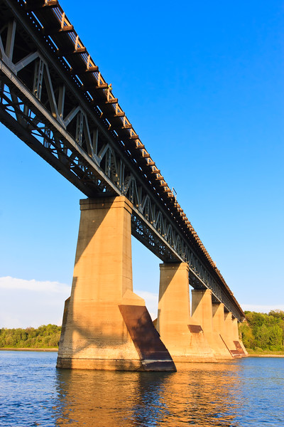 Iron Train Bridge