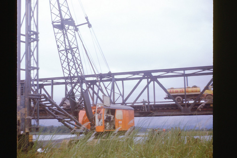 Cau Do Bridge construction south of Da Nang - Dec. '69