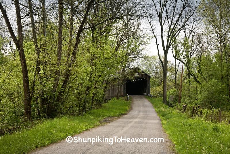 George Miller Covered Bridge, Brown County, Ohio