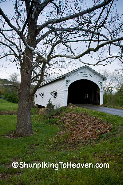 Guilford Covered Bridge, Dearborn County, Indiana