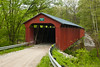 Pine Bluff Covered Bridge, Putnam County, Indiana