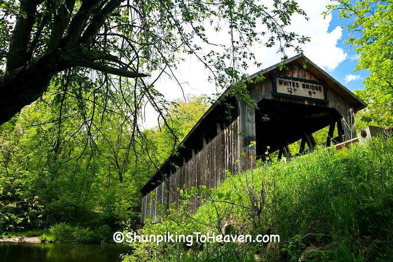 White's Bridge, Ionia County, Michigan