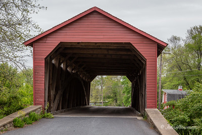 Utica Mills Bridge - Frederick County