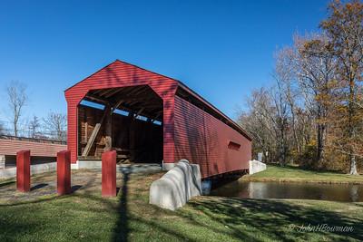 Gilpin's Falls Bridge - Cecil County