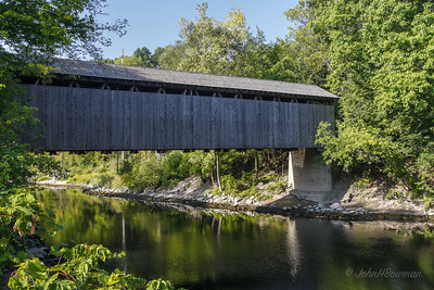 Ada Bridge & Thornapple River - Kent County