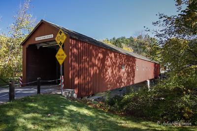 West Cornwall Bridge - Litchfield County (CT)
