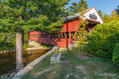 Swift River Covered Bridge - Conway, NH
