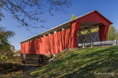 McColley Bridge - Logan County