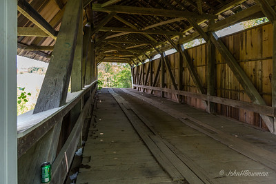 Inerior, Hannaway Bridge - Fairfield County