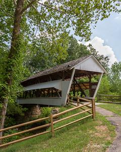 Mink Hollow Bridge - Fairfield County