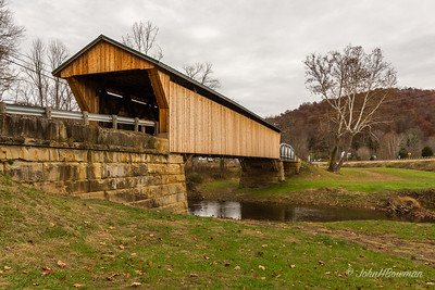 Otway Bridge - Scioto County