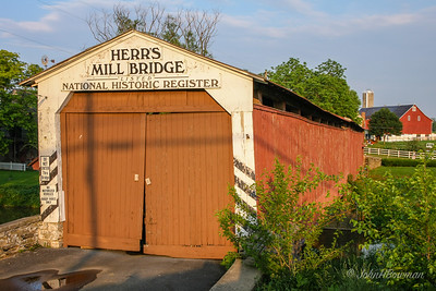 Herr's Mill Bridge - Lancaster County