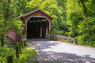 Kurtz's Mill Bridge - Lancaster County