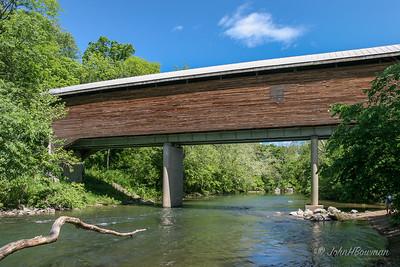 Meems Bottom Bridge (built 1892), Shenandoah County