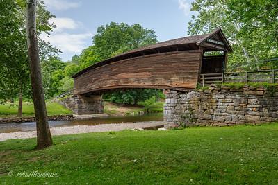 Humpback Bridge - Alleghany County