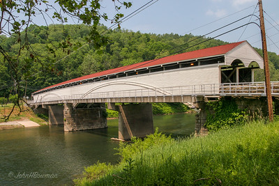 Philippi Bridge - Barbour County