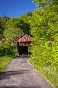 Hokes Mill Bridge - Greenbrier County