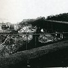 D Street Bridge (right), looking east from Victoria Avenue, 1910 (4210)