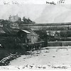Sixth Street Bridge and Blackwater Creek, 1855 (4217)