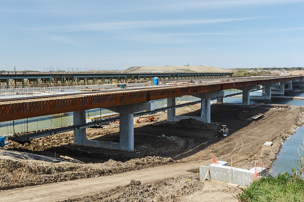 New Bridge Construction