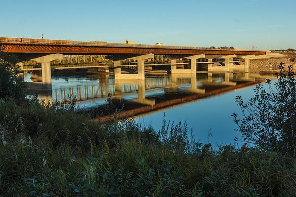New Bridge Construction