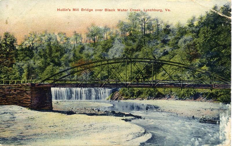 Hollin's Mill Bridge over Black Water Creek (03006)