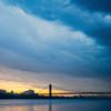 GW Bridge Blue Storm