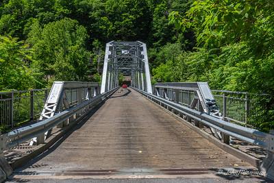 Fayette Station Bridge - NRG Bridge photo platform
