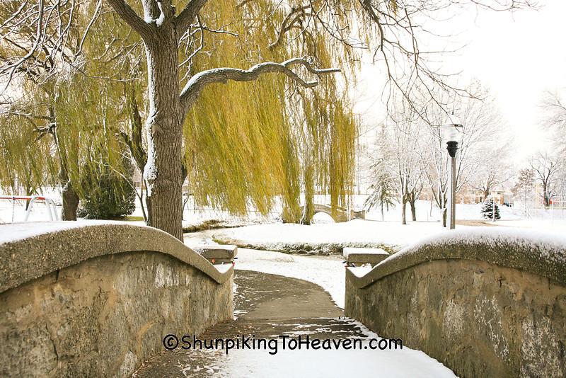 Stone Bridges, Village Park, Waunakee, Wisconsin