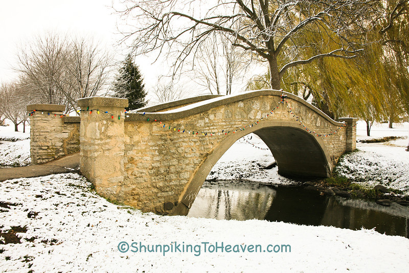 Stone Bridge, Village Park, Waunakee, Wisconsin