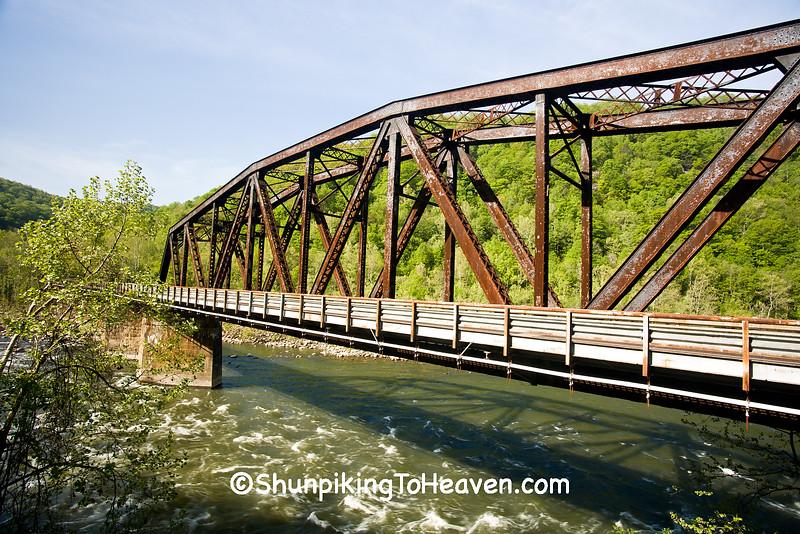 Railroad Bridge, Thurmond, West Virginia