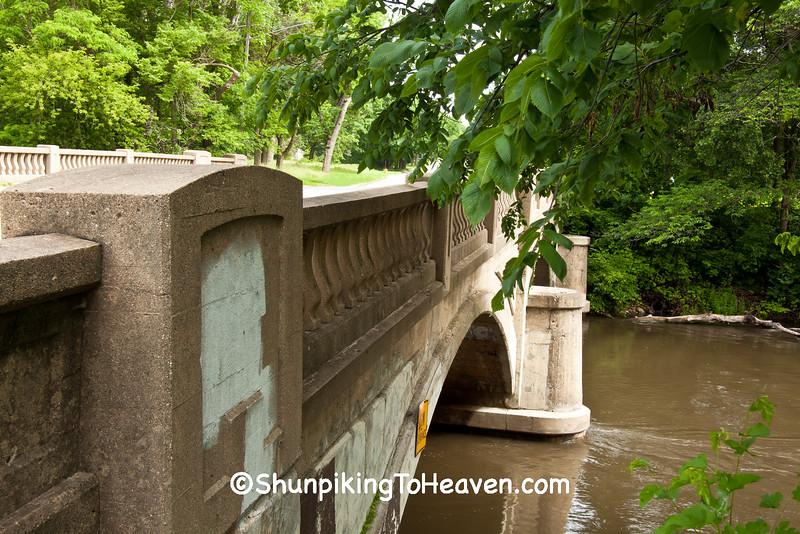 Stewart Avenue Bridge, Mason City, Iowa