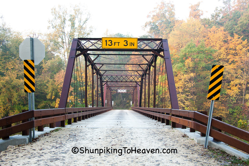 Motor Mill Bridge, Clayton County, Iowa