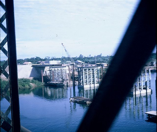 Taken from the old bridge, looking at the north side.