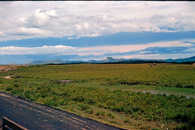 Rte. 1, going south from Quang Tri 1970,  Who would ever know?  B-U-T-FUL.