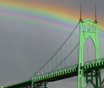 St Johns Bridge Rainbow (41782516)