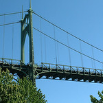 St. Johns Bridge : A gallery devoted to the most beautiful bridge in Portland.