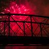 Fireworks Festival on the River