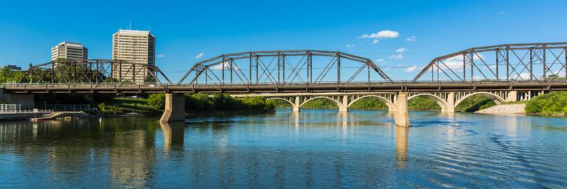 Old Metal Bridge